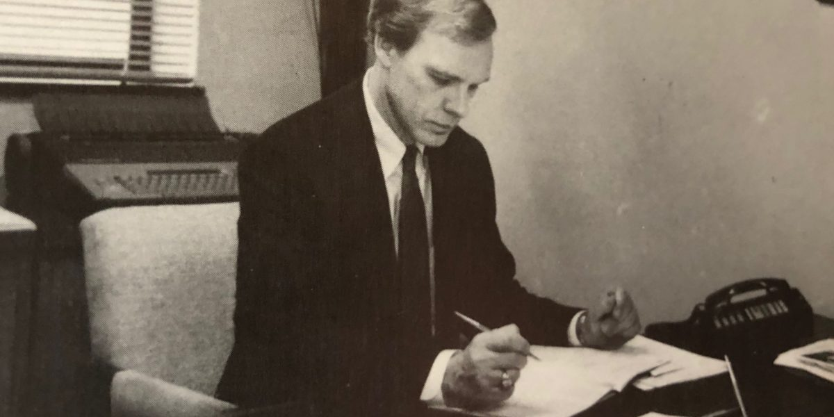 Kenneth Voss:  The Letter (part 1)